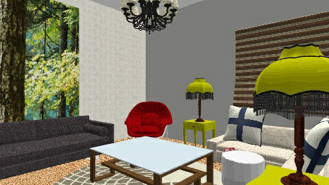 Dream Studio - Eclectic - by Ecnfl95