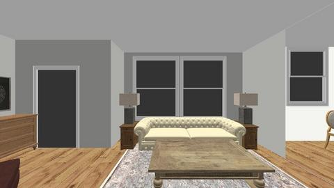 LivingRoomLayout4 - Living room  - by lothianD4