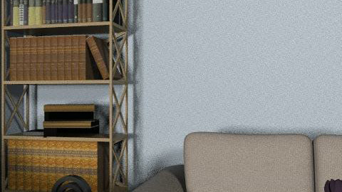 autum brown - Living room - by Iberia