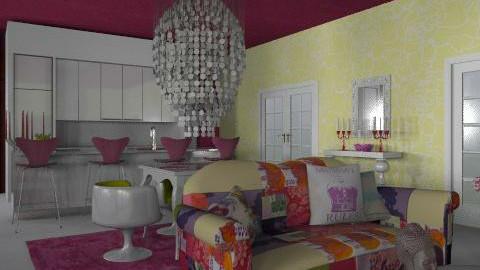Nictoria's Secret - Glamour - Living room  - by Nictoriassecret