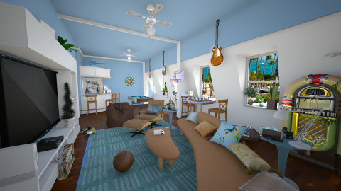 Putney Play room - Classic - by Lackew