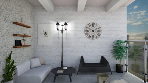 Room 7 - Modern - by Sally Simpson