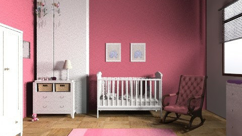 baby girl - Classic - Kids room  - by rymouma
