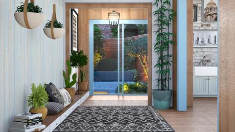 corridor - by rasty
