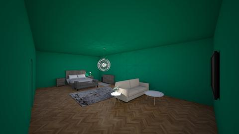 Blake Holder - Bedroom - by RitchieValens640