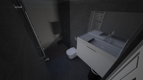 Casa Bathroom I - Bathroom - by fantabulastica