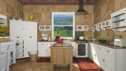 take me to village - Country - Kitchen  - by rafpapduth