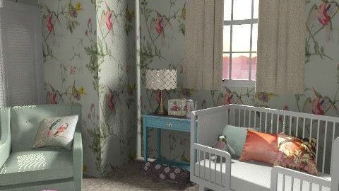 Lottie - Eclectic - Kids room  - by allysonrose
