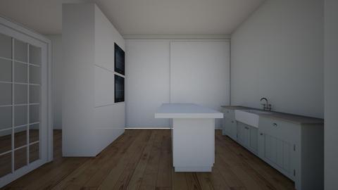 kamer - Living room  - by MBstraat