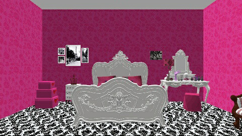 teen bedroom - by marlie1231