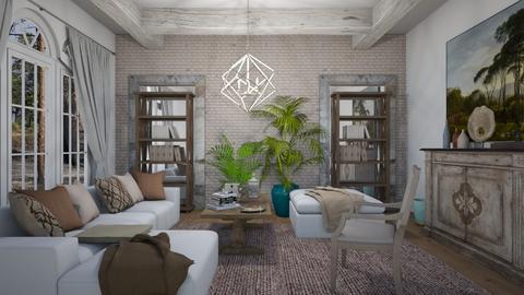 Mydream - Living room - by rebsrebsmmg