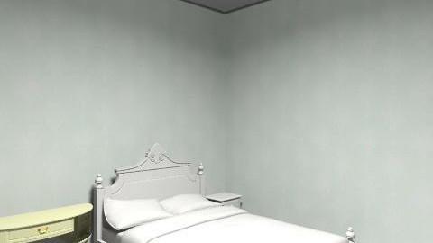 My room - Vintage - Bedroom - by Charlotte123