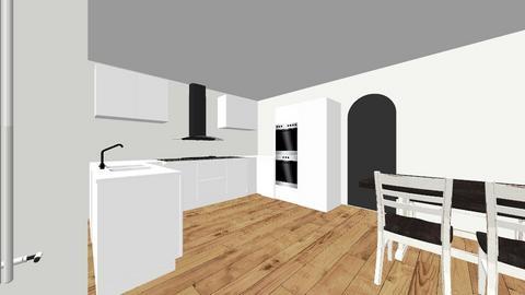 WIP 040421 - Kitchen  - by Billbatov