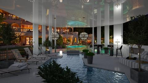 Hotel Pool Template - by Lo89