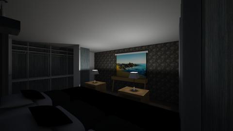 Deeksha base bedroom - Bedroom  - by IamBeatToday2