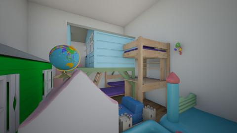 Super Room 2 - Kids room - by imrehuss