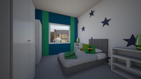 Leos Room - Kids room  - by mandalea545