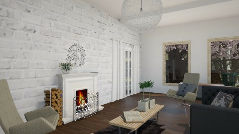 The Chic Living - Living room - by so_lejit135