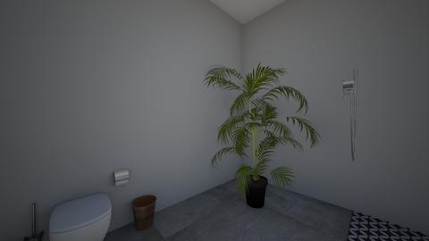 Project 4 Part 3 - Bathroom - by Mpumie
