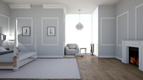 451 - Modern - Bedroom  - by rcrites457