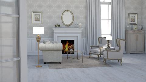 Elegance - Living room - by Carolina_meee
