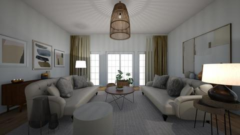 beige - Living room - by hejhejhejhej123