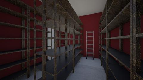 Store Storage Room - by Cojo