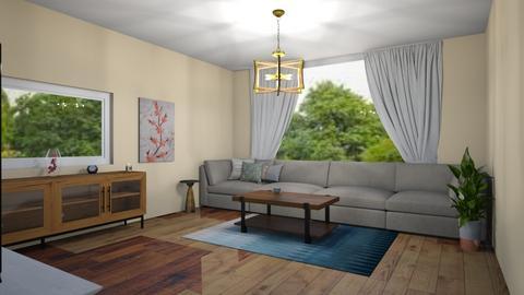 Living room - Living room  - by Babybluewolfboo