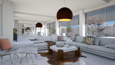 WB Living - Modern - Living room - by soniagoncalves