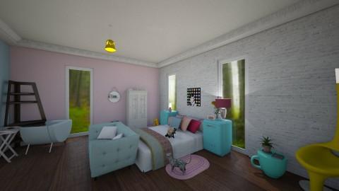 pastel - by cvlors