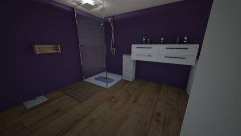 New Office - Bathroom  - by rpatrickr