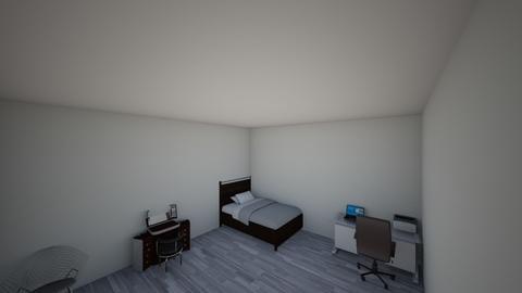 coeurlines room - Bedroom - by coeurline_11