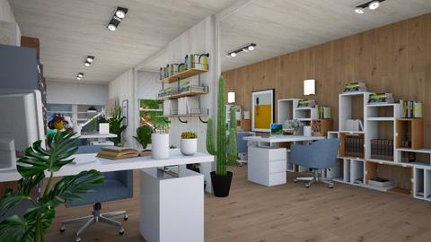 Container office - Office  - by matina1976