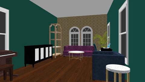Office Layout 3 - Glamour - Office - by bbrouwer