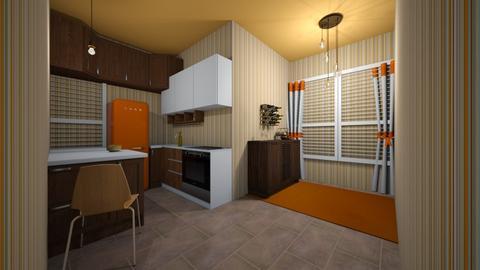 70s kitchen - Kitchen  - by mclarenh