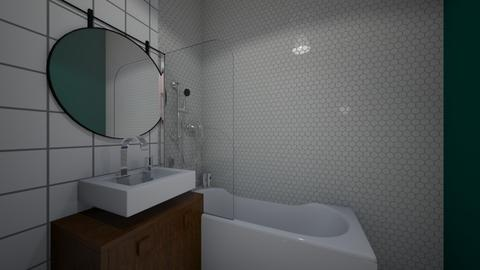 lazienka1 - Bathroom  - by Weronika25