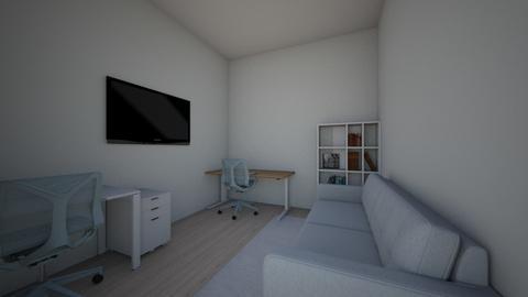 front den - Office  - by JadeAvaGreen