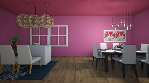 My Kitchen  - Modern - Kitchen  - by ilovesolana