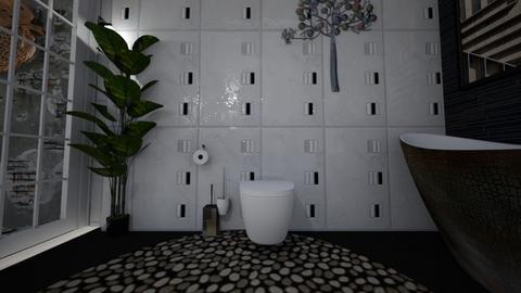 2st design - Bathroom - by RimxX0