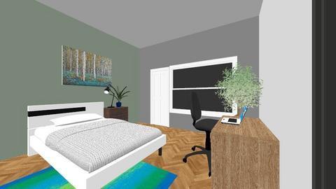 LivingRoom - Modern - Living room  - by Ruben101