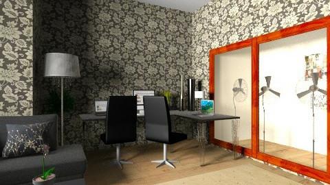 Studio - Modern - by eszti