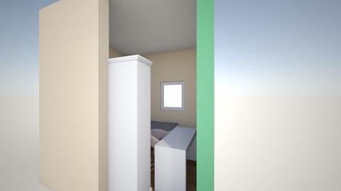 My room - Bedroom  - by rabaab