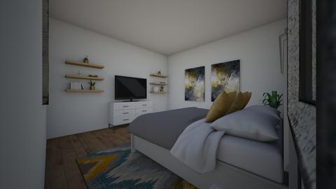 Contrast - Bedroom - by mrslouis