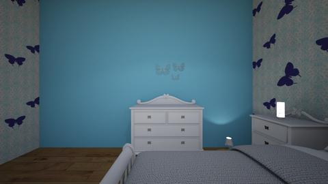 Raylynn Teen bedroom - Bedroom - by jesspeters