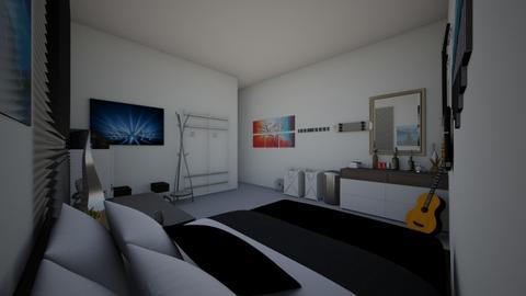 Bedroom - Modern - Bedroom  - by Noxxx