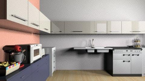 Kitchen set - Classic - Kitchen  - by Clover Clov Clov