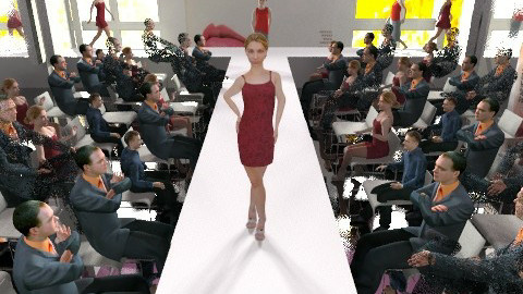 Vogue Show!!  - Minimal - by idesine