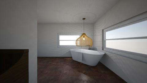 Master Bathroom  - Bathroom  - by savbaum21
