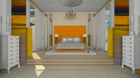 Split level - Minimal - Bedroom  - by mrschicken