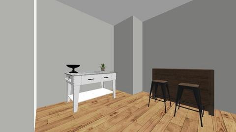 Shays kitchen - Kitchen - by jazz452327